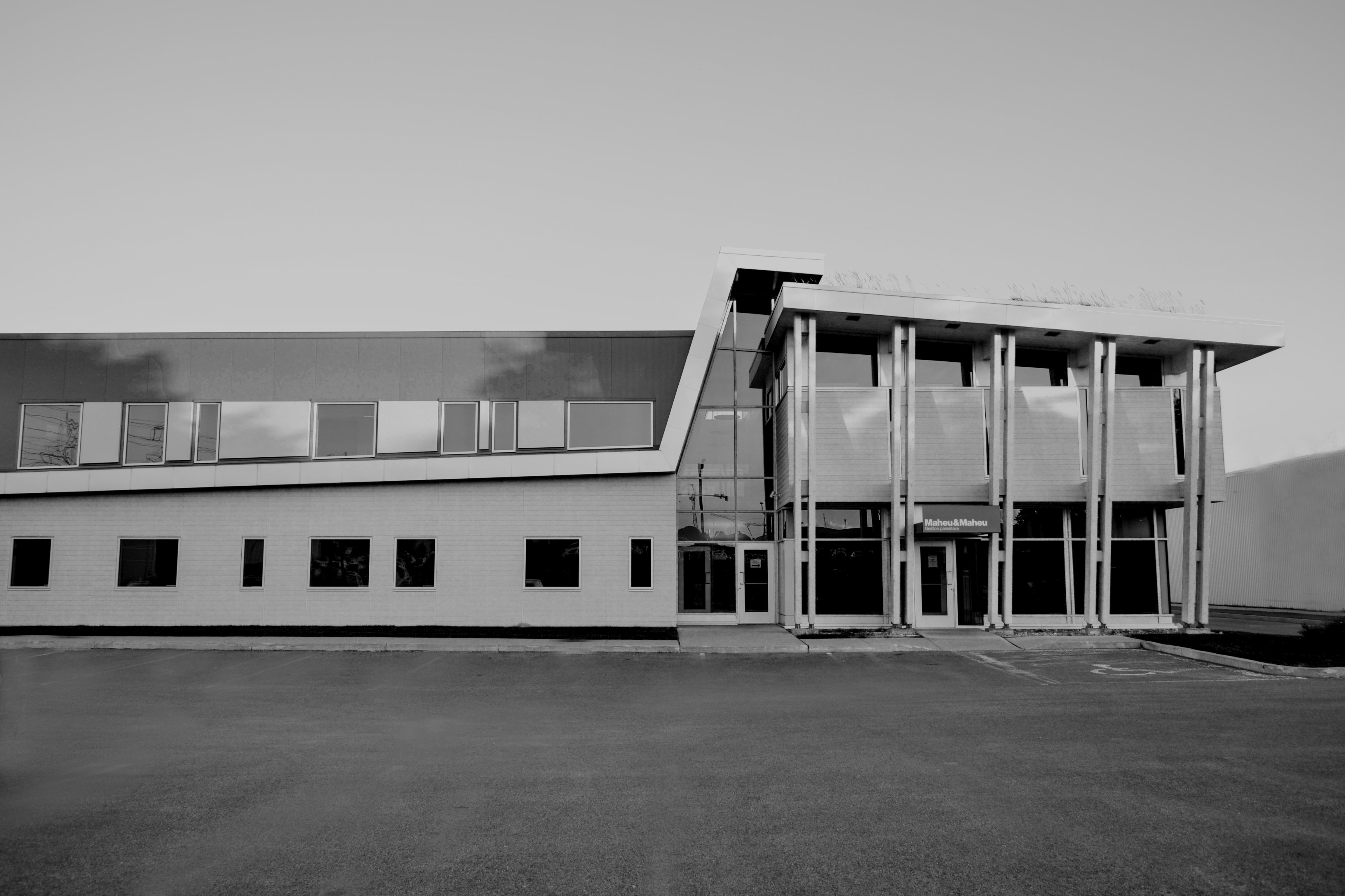 Maheu & Maheu – siège social